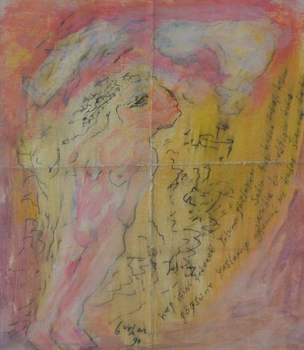 08-Burhan Uygur 18x16 cm