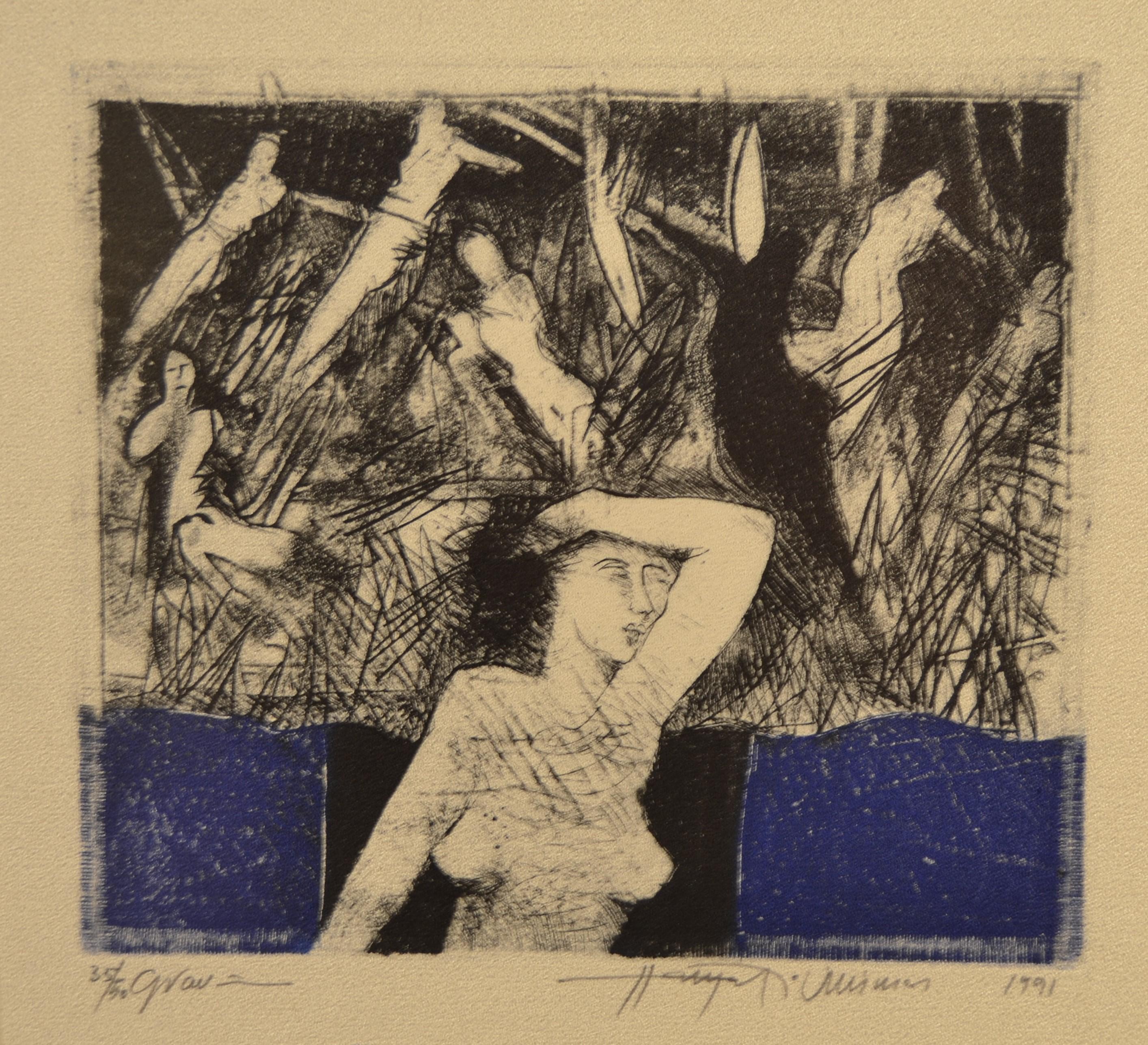 152-Hayati Misman 18x19,5 cm