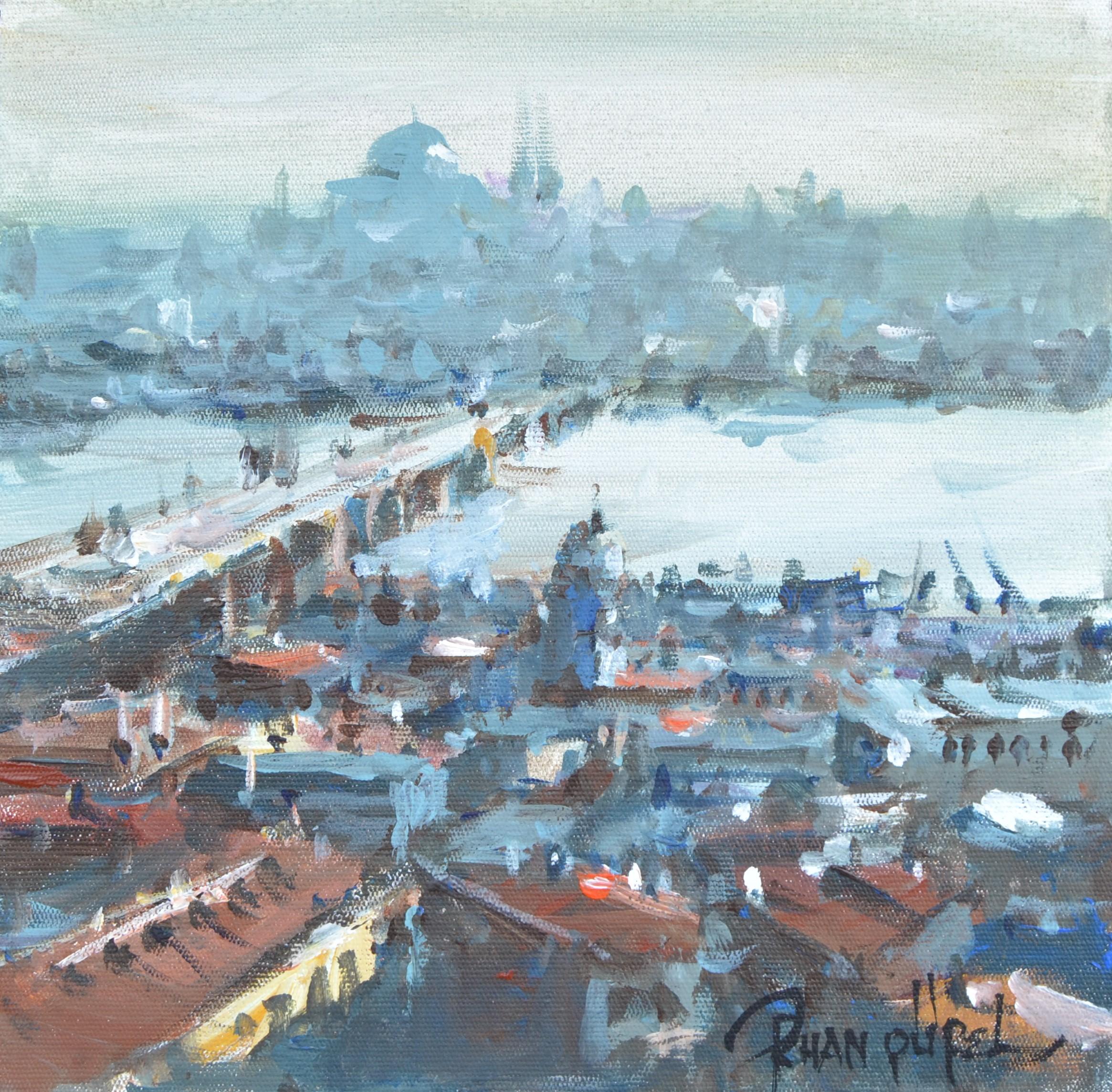 257-Orhan Gürel 25x25 cm