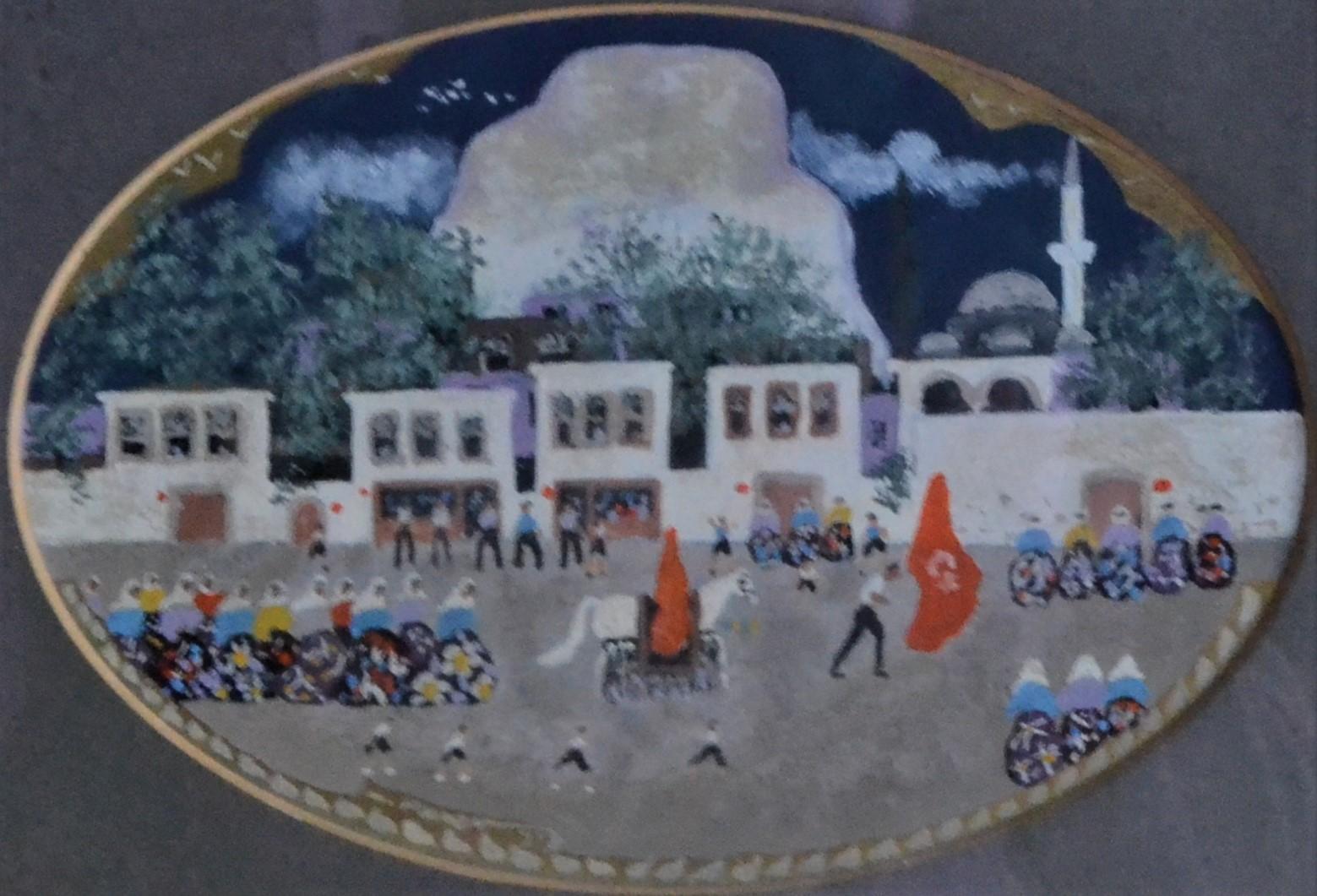 038- Mehmet Pesen 13x19 cm