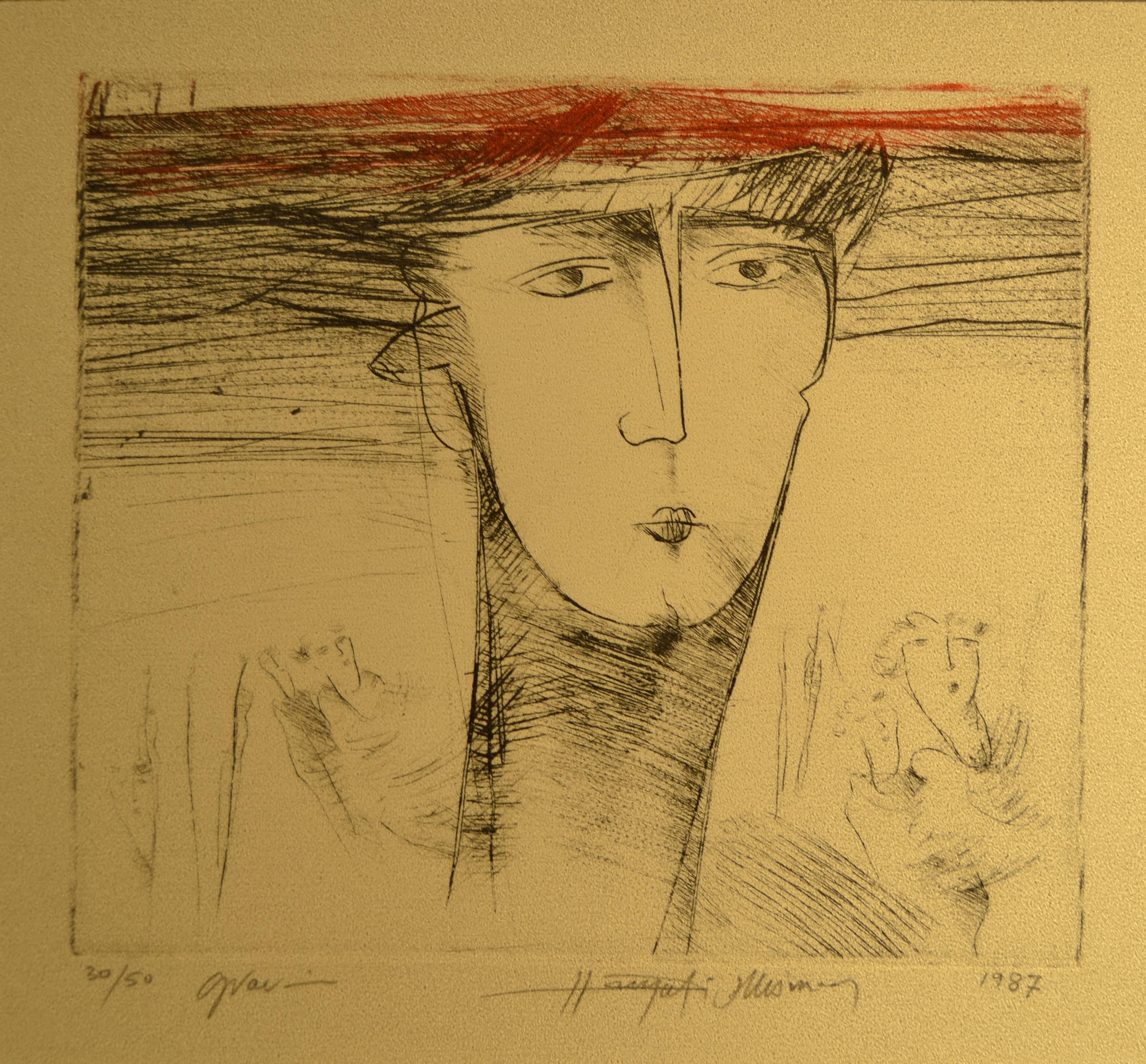 143-Hayati Misman 18x19,5 cm