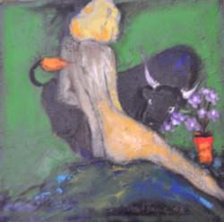 168-Vedat Hazneci 25x25 cm