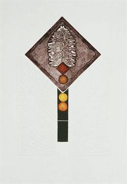 20-Sonbaharı Beklerken 1993 47x31 cm