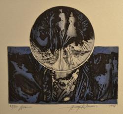 160-Hayati Misman 18x19,5 cm