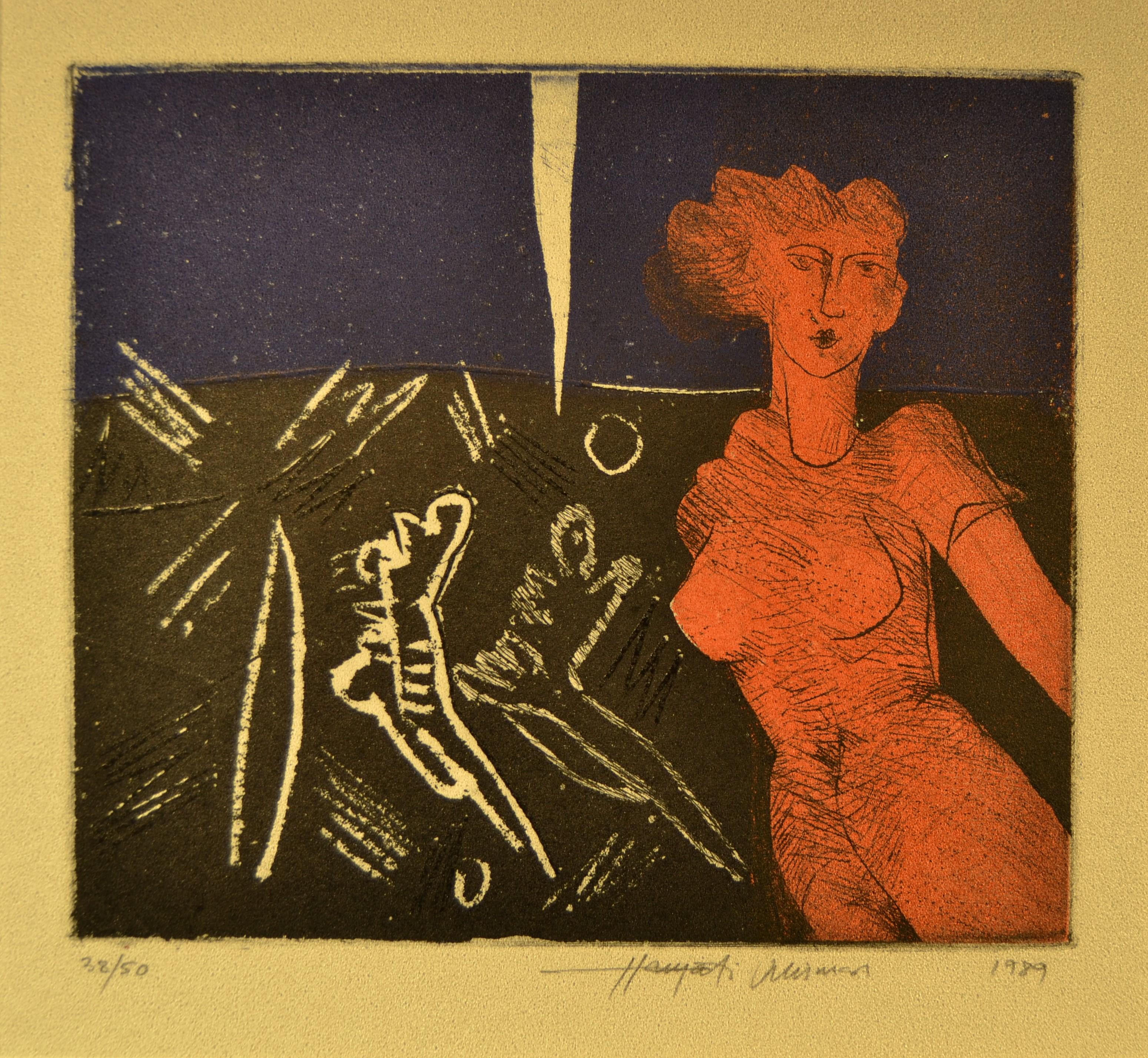 142-Hayati Misman 18x19,5 cm