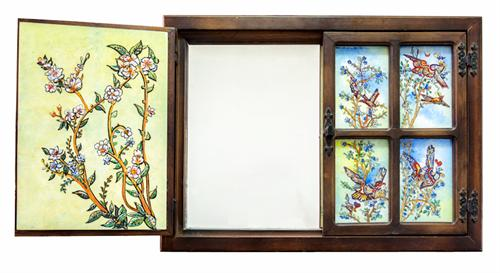 03-Gelin Aynası 41x55 cm
