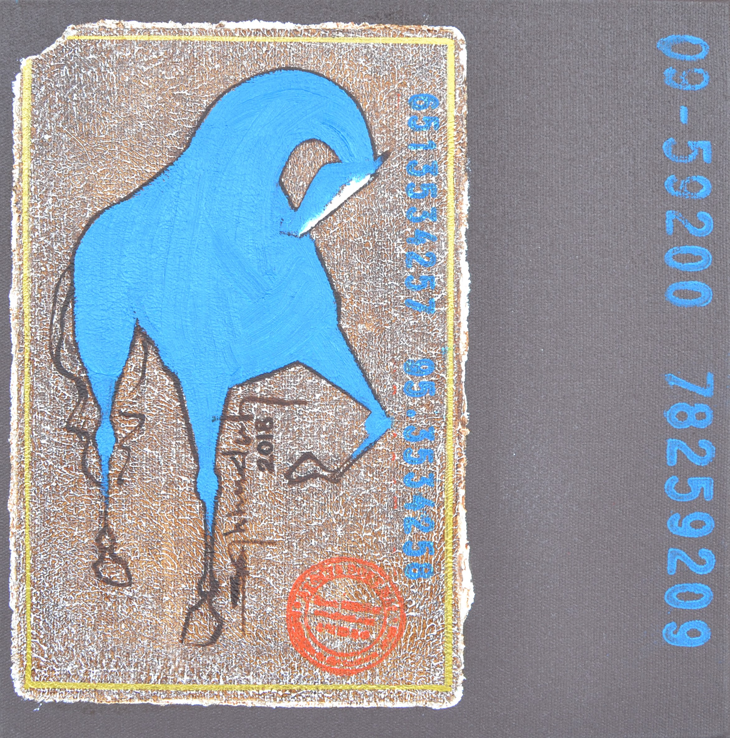167-Hüseyin Şahbudak 25x25 cm