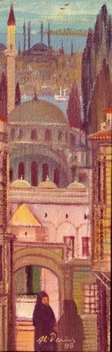12-Ali Demir 29,5x9,5 cm