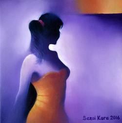 113-Sezai Kara 25x25 cm