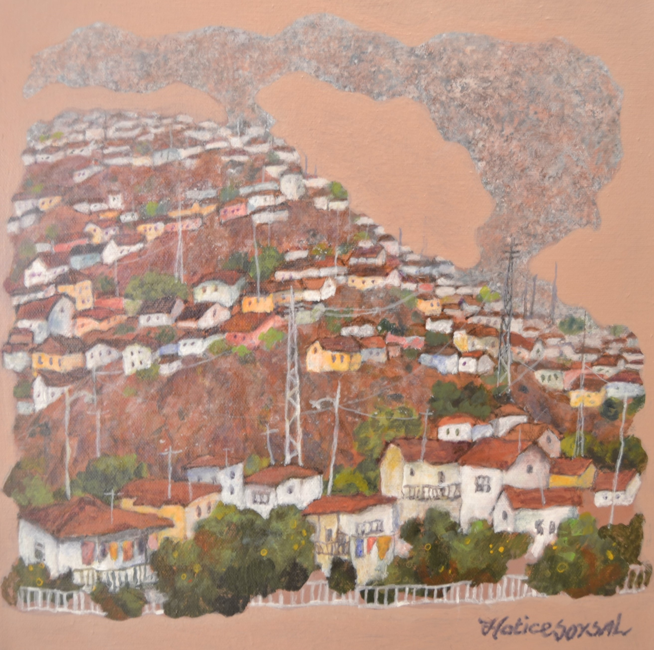 133-Hatice Soysal 25x25 cm