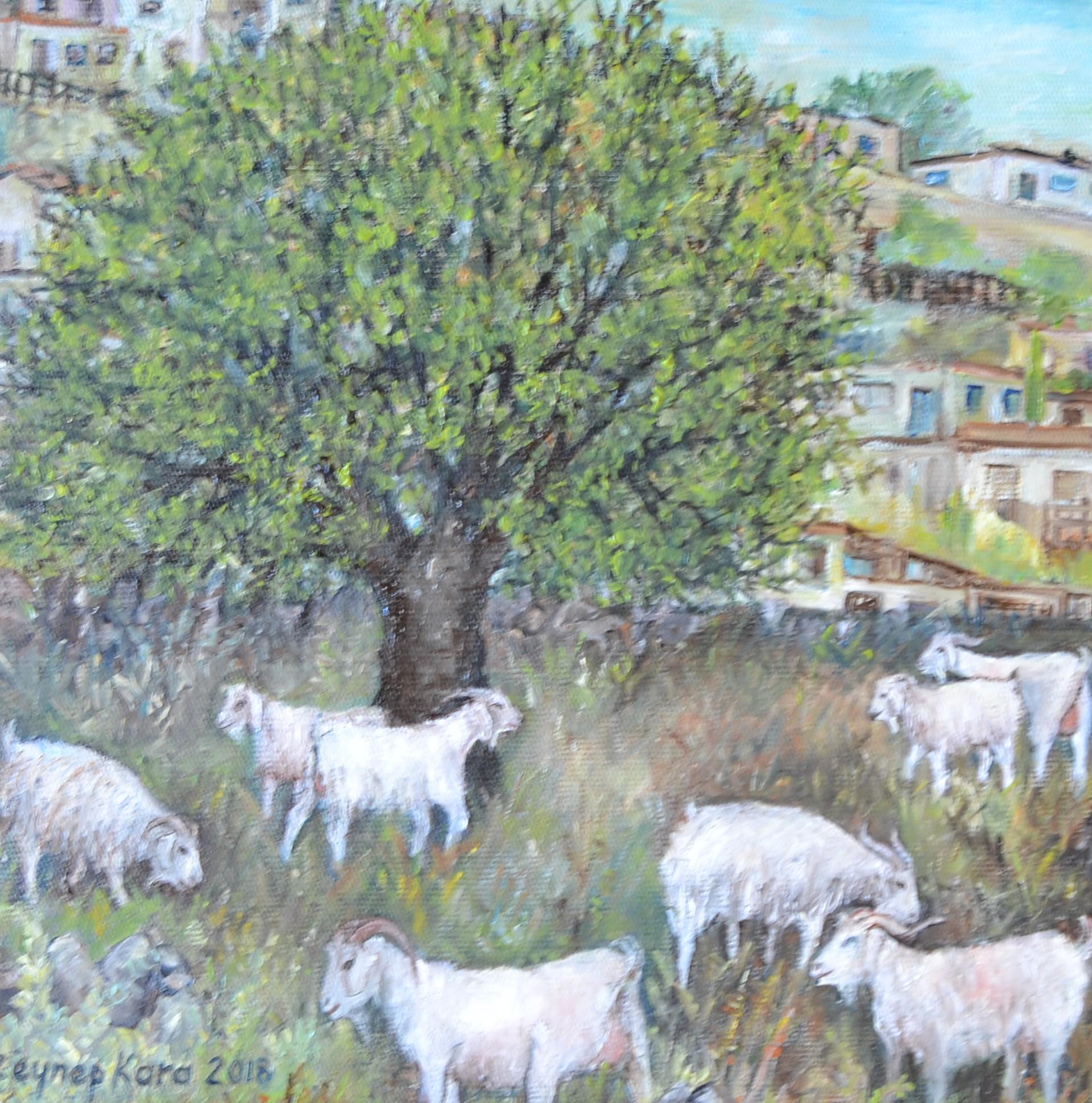 304-Zeynep Kara 25x25 cm