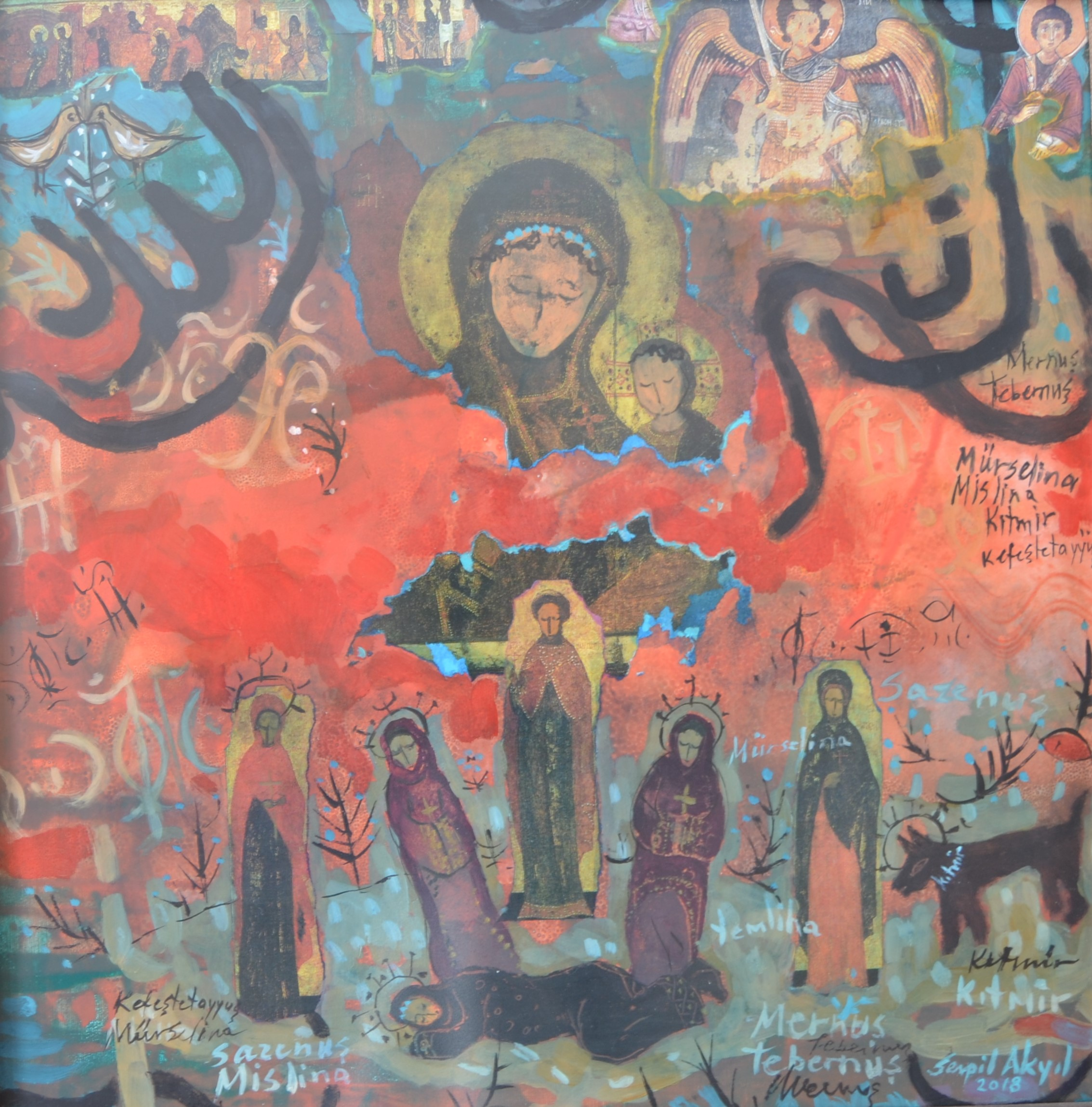 08-Yedi Uyurlar (Eshab-ı Kehf)