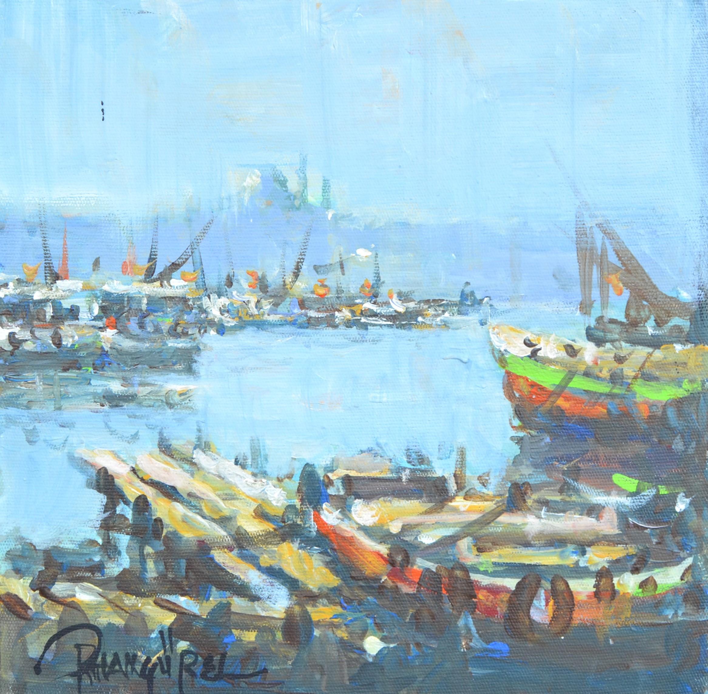 255-Orhan Gürel 25x25 cm