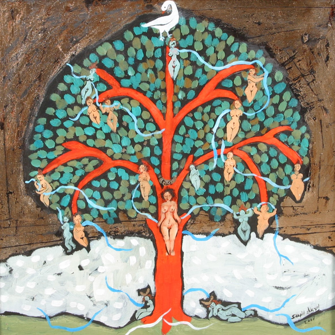 17-Vak Vak Ağacı I