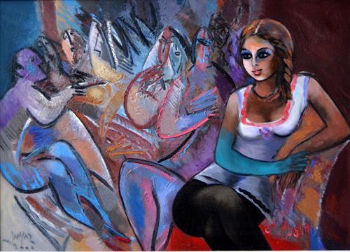 15-Mustafa Ayaz 50x70 cm