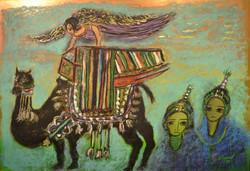 07-Fikret Otyam 50x70 cm 1994