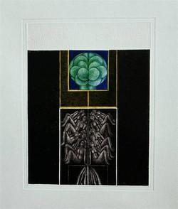 23-Toprakana 1981 48,5x36 cm