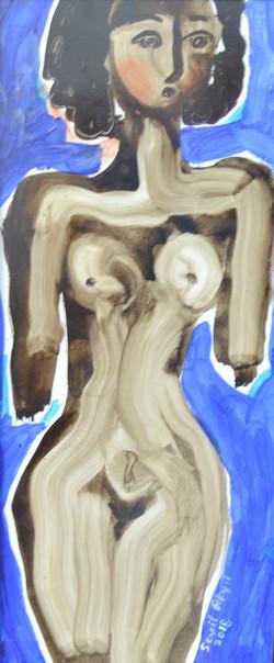 26-Mavi Nü II