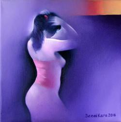 114-Sezai Kara 25x25 cm