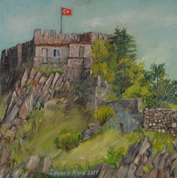 138-Zeynep Kara 25x25 cm