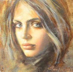 286-Svetlana İnaç 25x25 cm