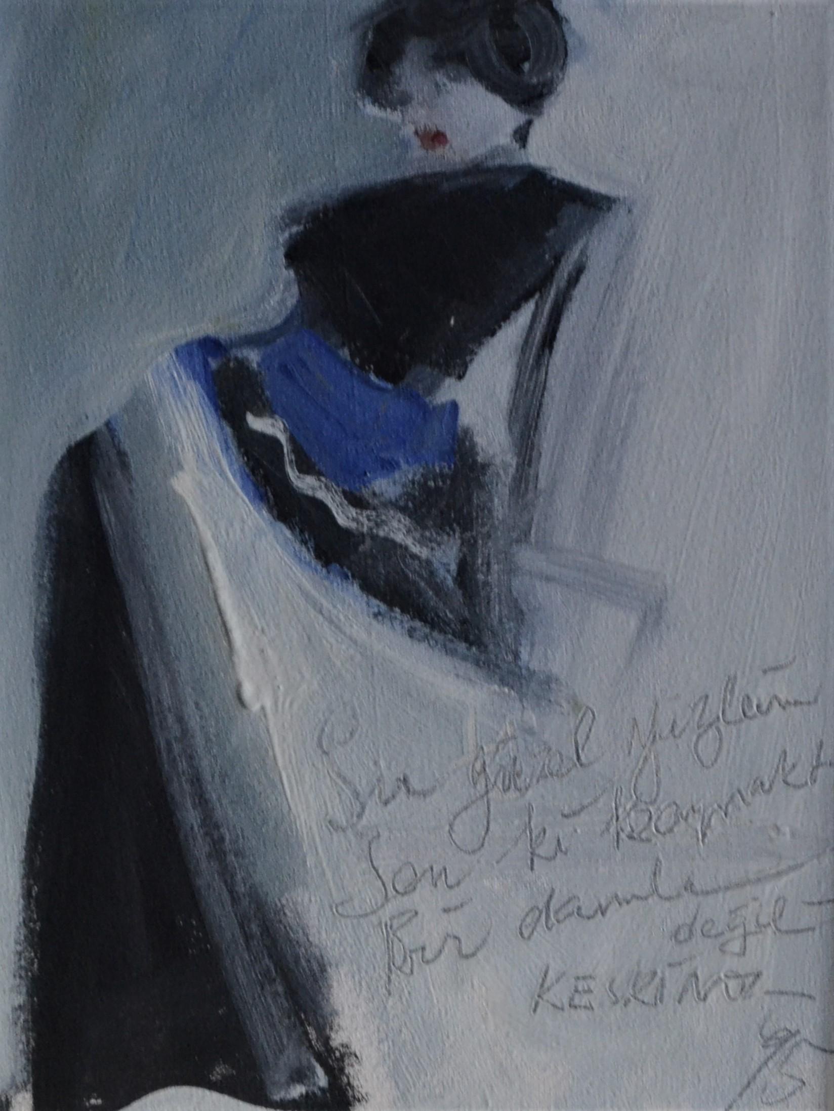 010- Kayıhan Keskinok 38x30 cm