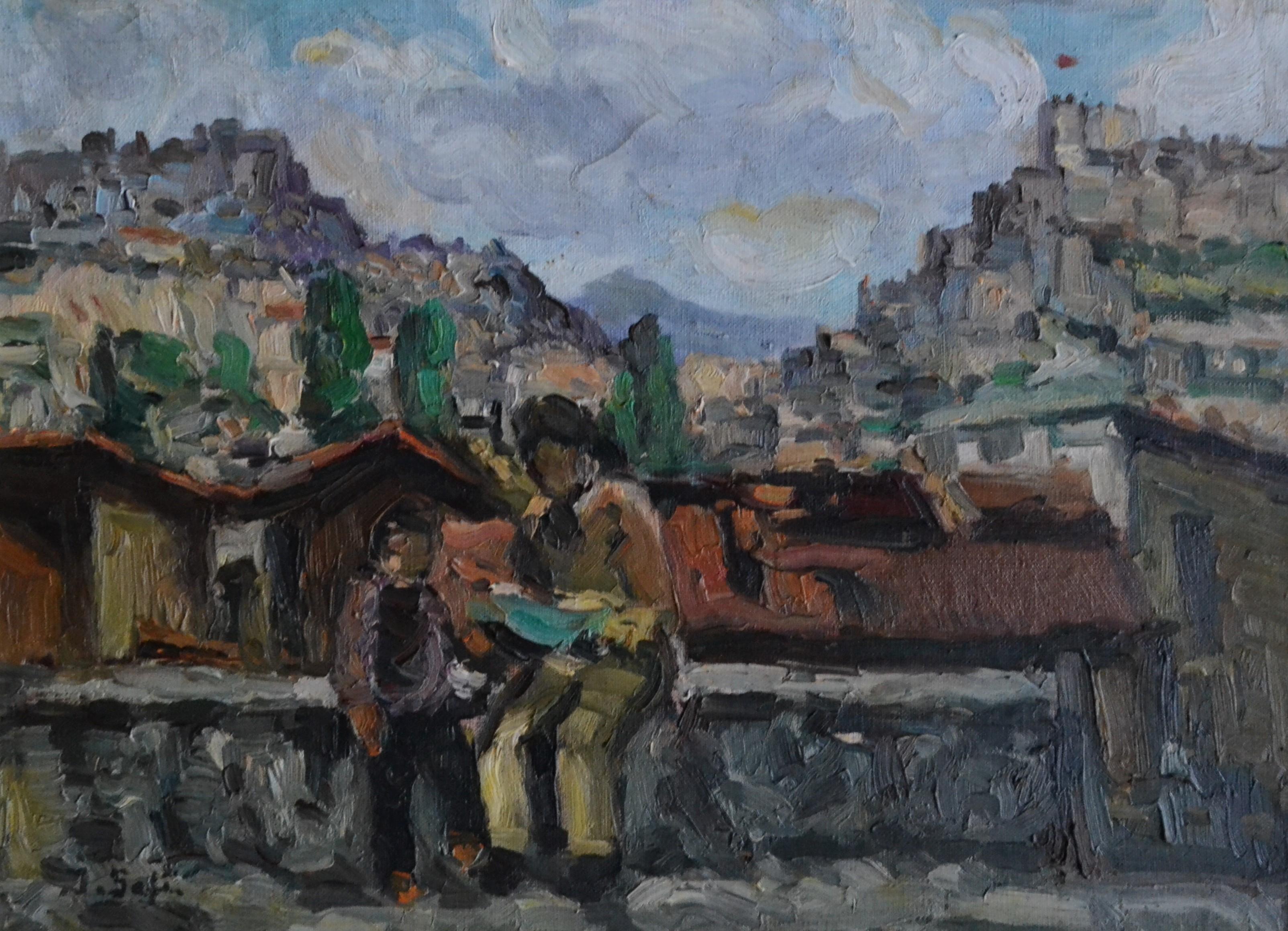 006- İbrahim Safi 33x46 cm