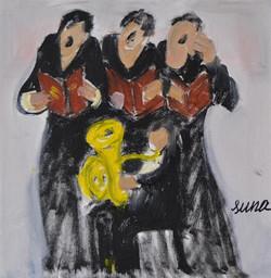 118-Suna Özkalan 25x25 cm