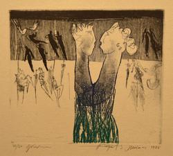 157-Hayati Misman 18x19,5 cm
