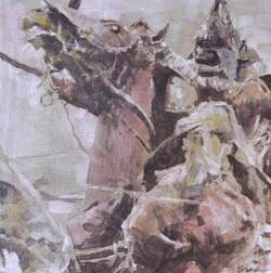 30-Bolatbek Mambedov 25x25 cm