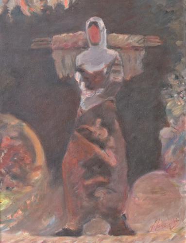 11-Duran Karaca 50x40 cm