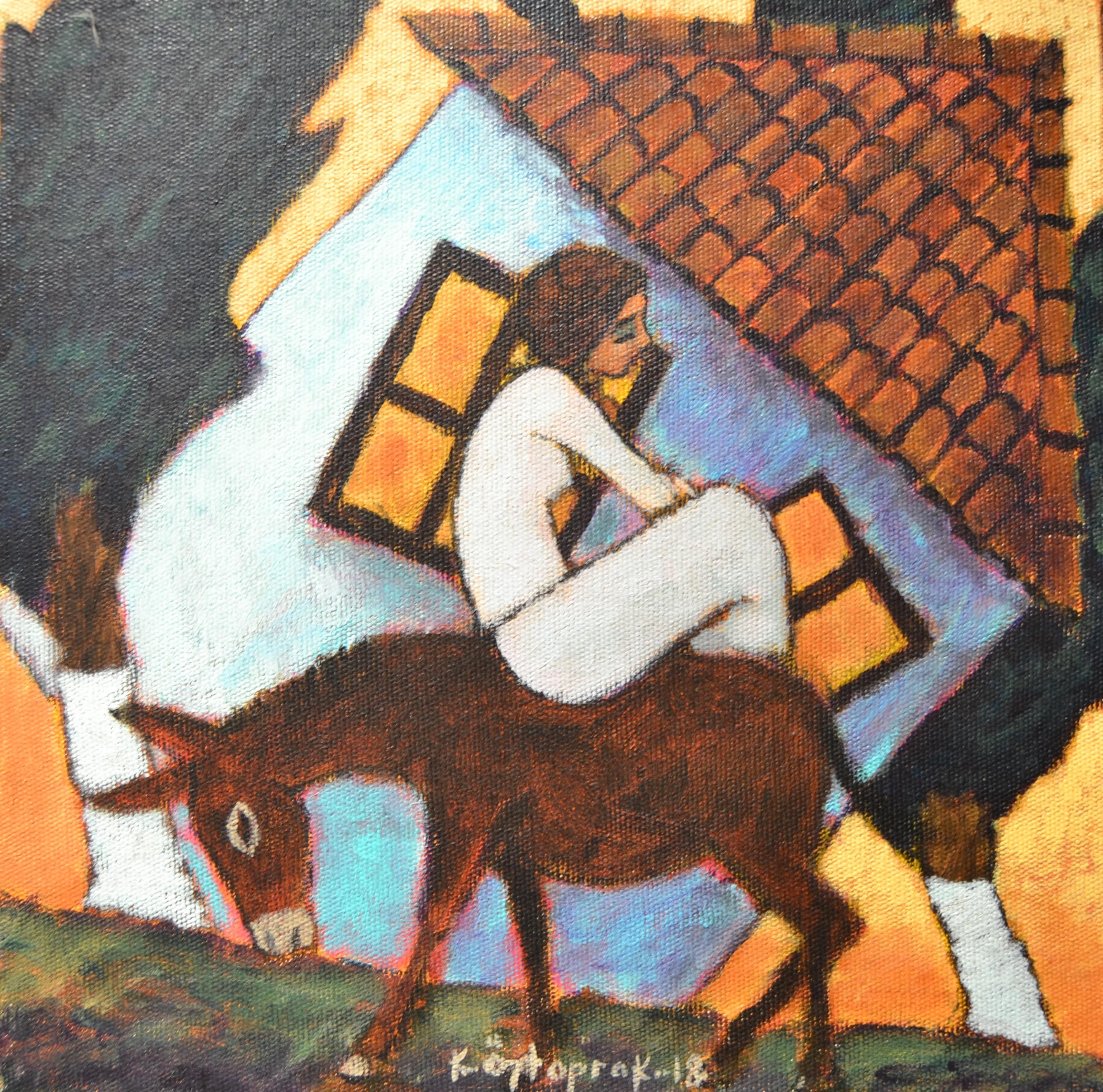 191-Kadir Öztoprak 25x25 cm