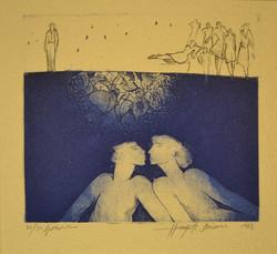 141-Hayati Misman 18x19,5 cm