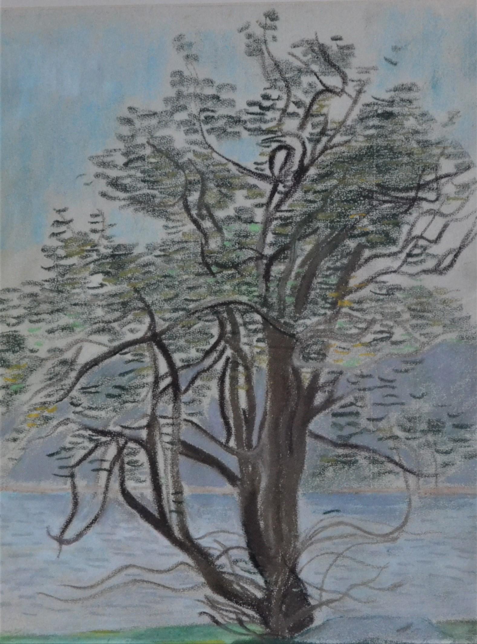 020- Osman Zeki Oral 38x30 cm