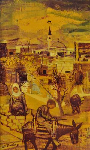 30-Ali Demir 50x30 cm