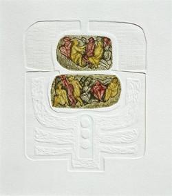 12-Gülhatmi 2001 39,5x23 cm