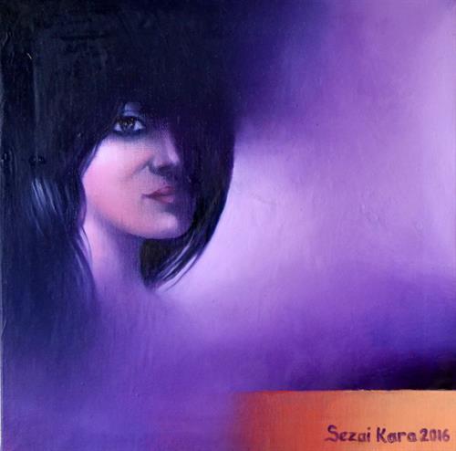 111-Sezai Kara 25x25 cm
