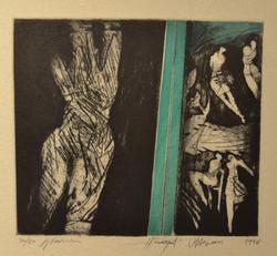 151-Hayati Misman 18x19,5 cm