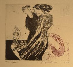 146-Hayati Misman 18x19,5 cm