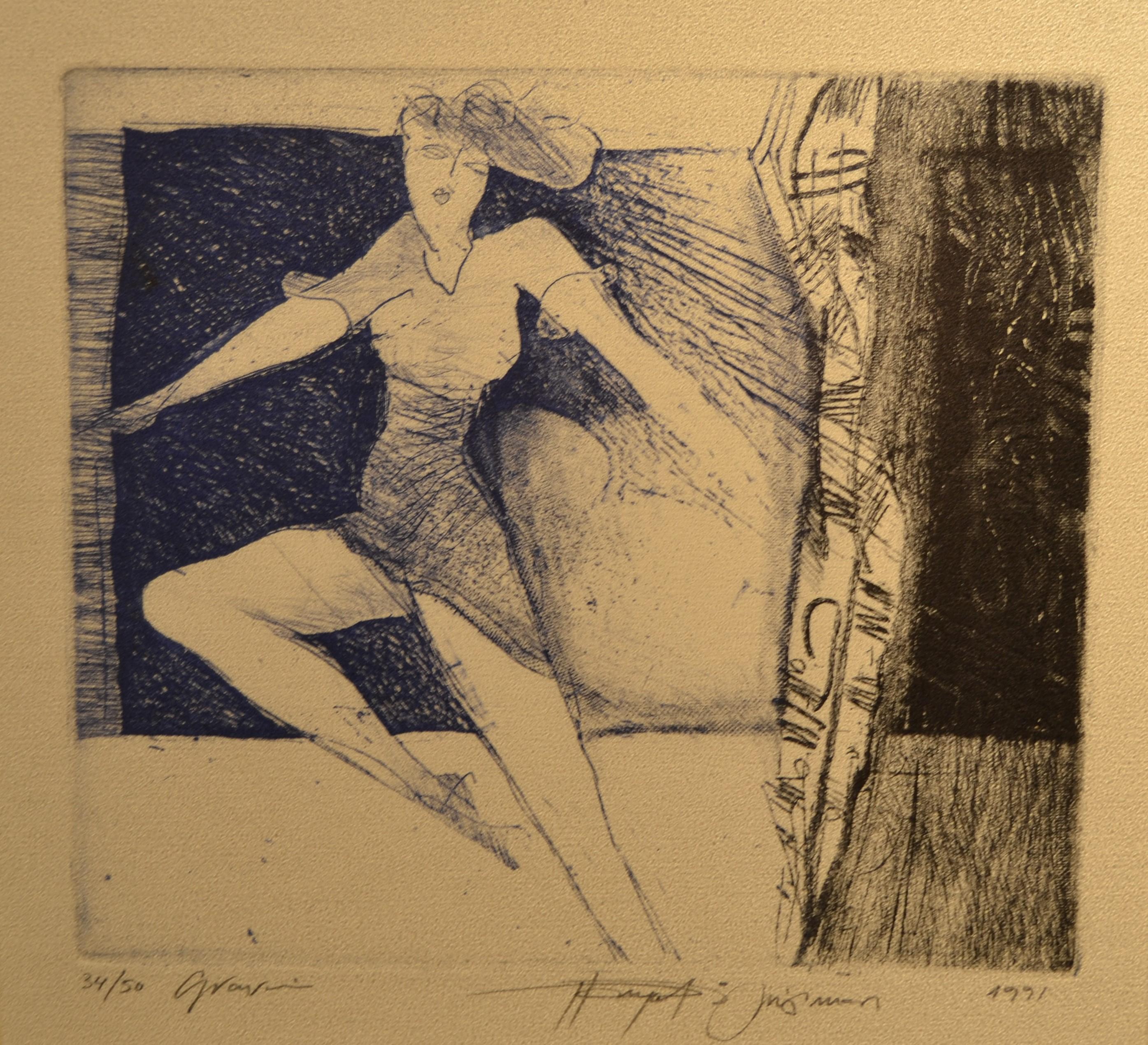 156-Hayati Misman 18x19,5 cm
