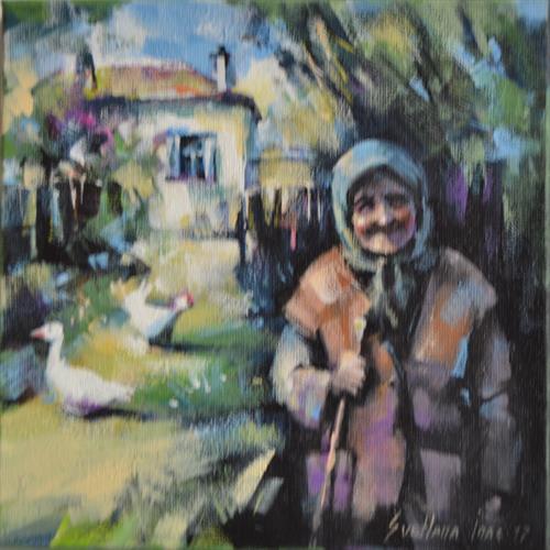 68-Svetlana İnaç 25x25 cm