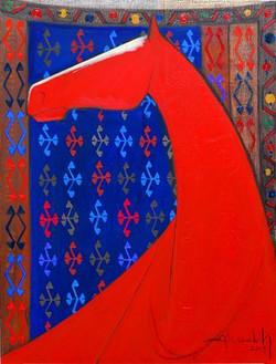 19-Hüseyin Şahbudak 80x60 cm
