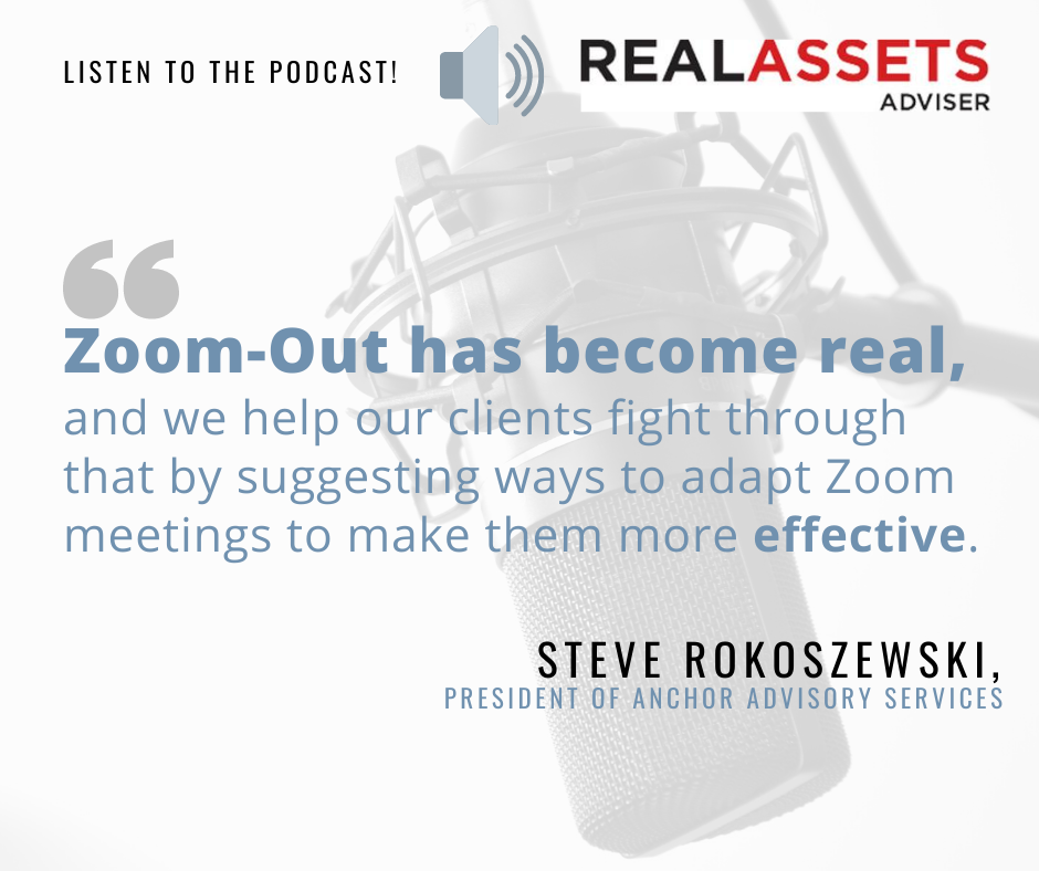 Zoom-Out in Finance Meetings - Quote from Steve Rokoszewski