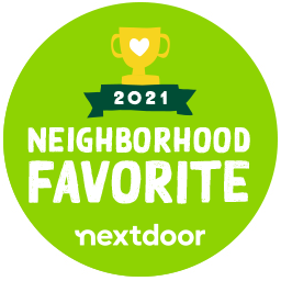 We Are Now A NEIGHBORHOOD FAVORITE!