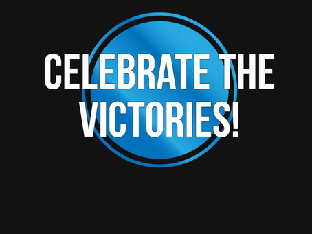 Celebrate the Victories