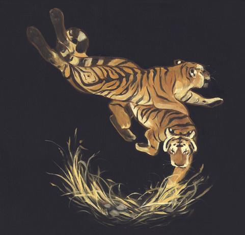兩隻老虎 (Two Tigers)