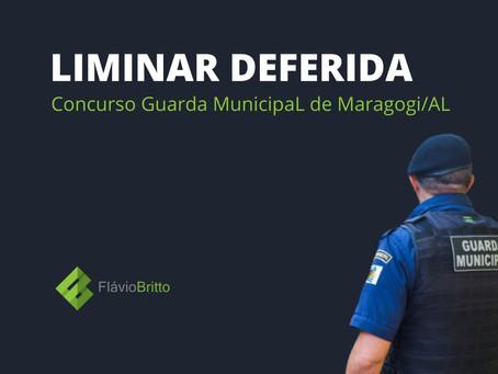Justiça alagoana reverte eliminação de candidatos na avaliação psicológica do concurso GCM Maragogi