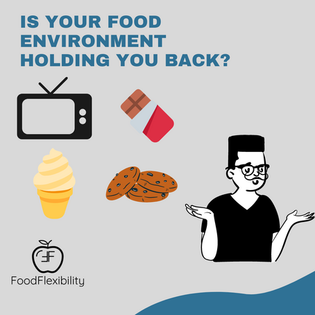 Want to stop overeating? Is your food environment holding you back?