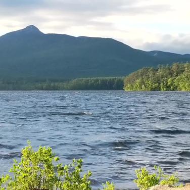 Harpscape #4: Mountain Lake