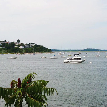 Harpscape #14: Boats at Plum Island